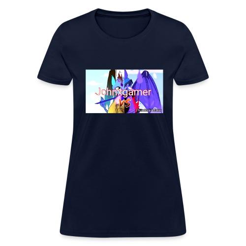 John xgaming - Women's T-Shirt