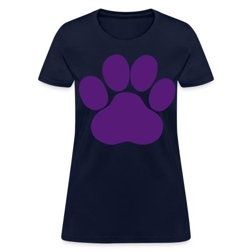 pawsitive - Women's T-Shirt