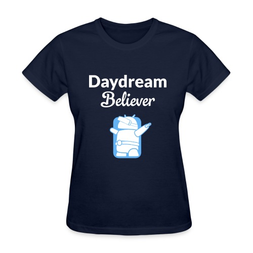 Daydream Believer - Android VR Robot - Women's T-Shirt