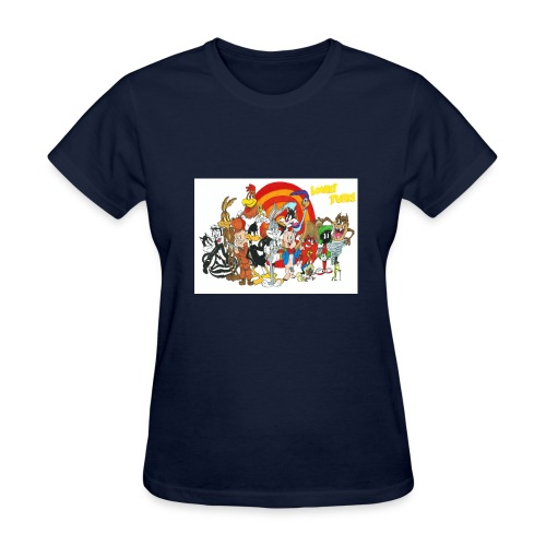 looney toons - Women's T-Shirt