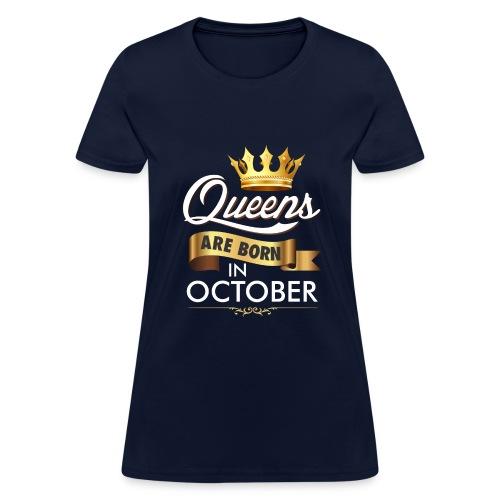 Birth Month - Women's T-Shirt