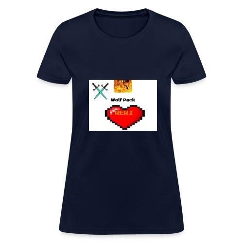 first merch - Women's T-Shirt