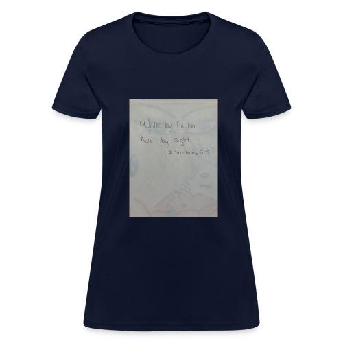 Belief system - Women's T-Shirt