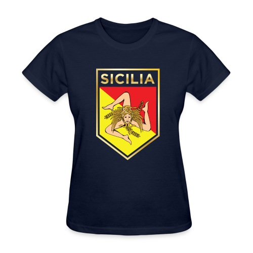 Sicilan Shield 05 SPS - Women's T-Shirt