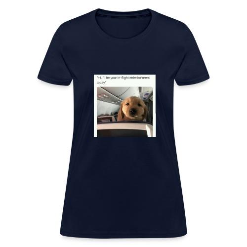 Dog memes - Women's T-Shirt