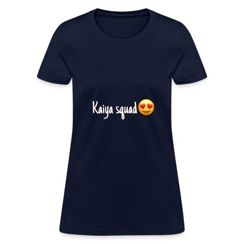 Kaiya's merch - Women's T-Shirt