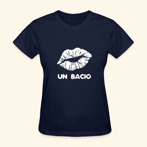 UN BACIO - Women's T-Shirt