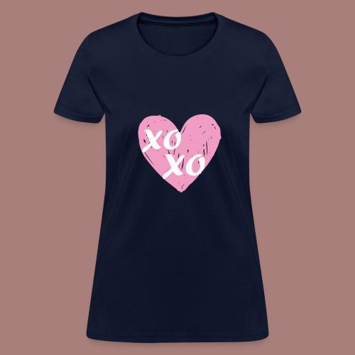 xoxodesignlogo 03 - Women's T-Shirt