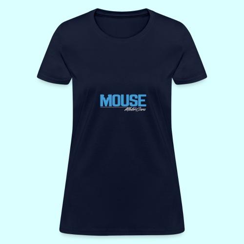 Mouse MotorCars - Women's T-Shirt