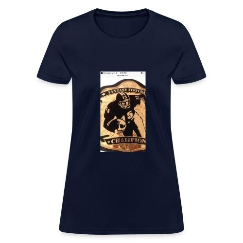 Opinions - Women's T-Shirt