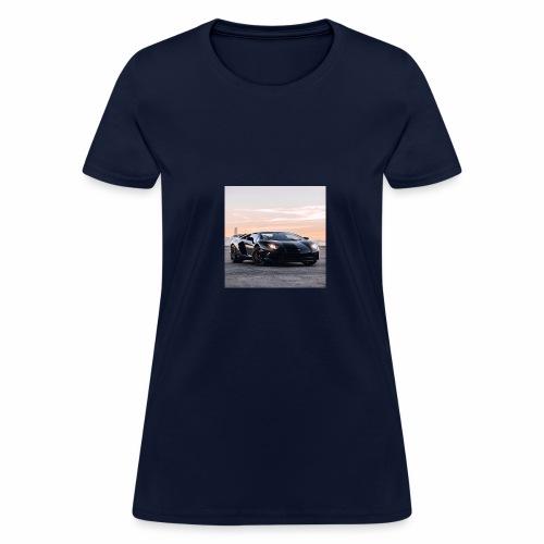 a small car - Women's T-Shirt