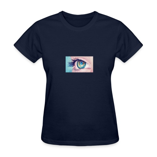 beam of light - Women's T-Shirt