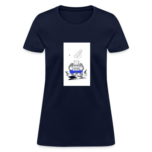 car styles - Women's T-Shirt