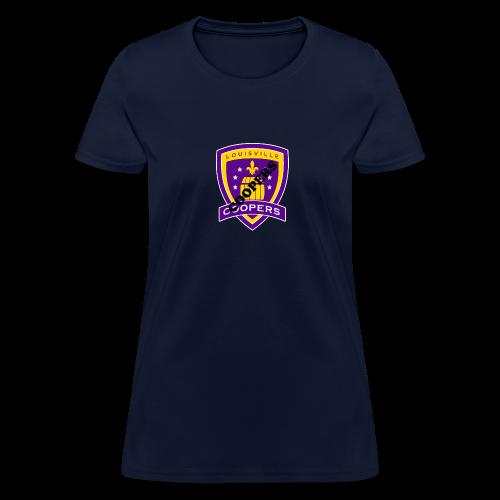 LogoShield Coopers ex - Women's T-Shirt