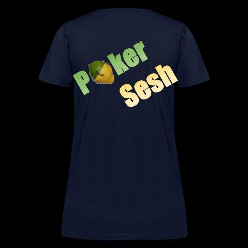 Poker Sesh - Women's T-Shirt