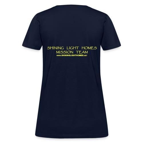SLHmissionyellow2 - Women's T-Shirt