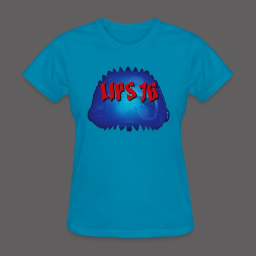 Shark Attack Front png - Women's T-Shirt
