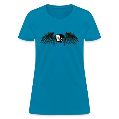 Wings of Death - Women's T-Shirt