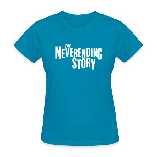 Neverending Story - Women's T-Shirt