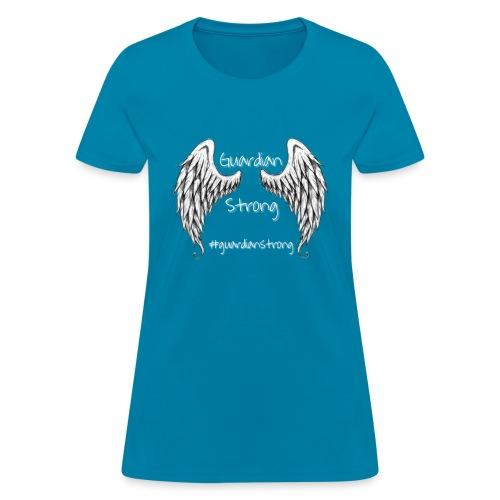 #GuardianStrong Movement - Women's T-Shirt