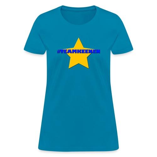 TeamKeenen png - Women's T-Shirt