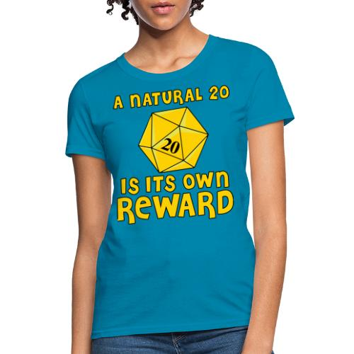 Natural Twenty - Women's T-Shirt