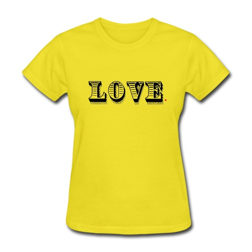 Love Life Hack - Women's T-Shirt