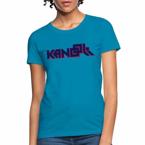 KANOOLI blue - Women's T-Shirt