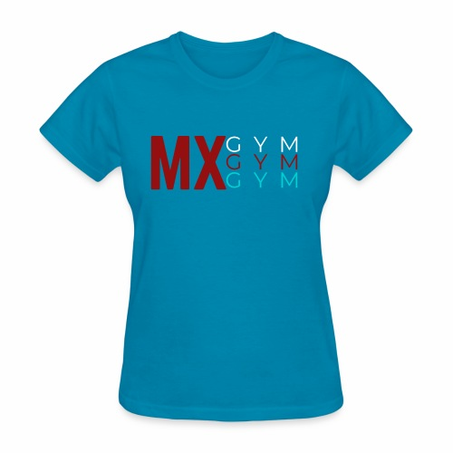 MX Gym Minimal Hat 4 - Women's T-Shirt
