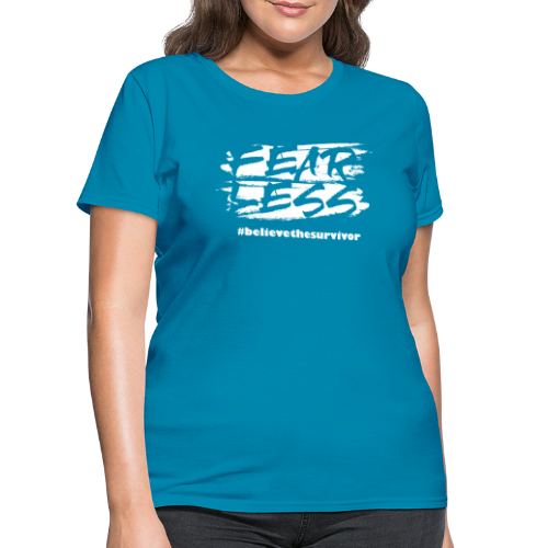 Sexual Awareness Limited Edition BTS - Women's T-Shirt