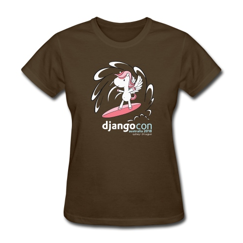 DjangoCon Australia 2018 - Women's T-Shirt