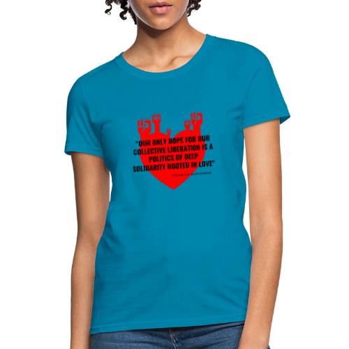 Collective Liberation RIAV - Women's T-Shirt