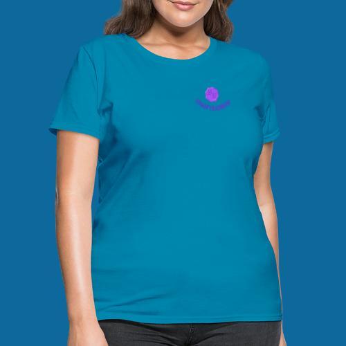 SR logo curved - Women's T-Shirt