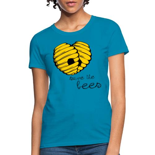 Save the Bees - Women's T-Shirt