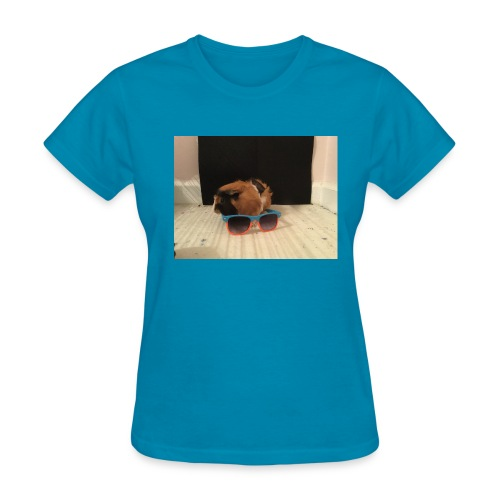 Cool muff - Women's T-Shirt
