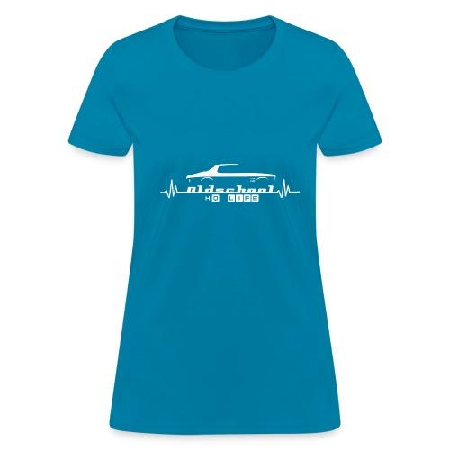 hq life - Women's T-Shirt