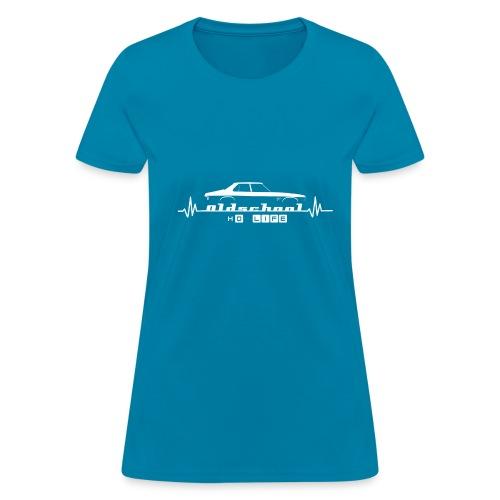 hq 4 life - Women's T-Shirt