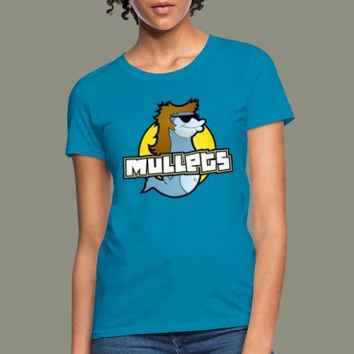 mullets logo - Women's T-Shirt