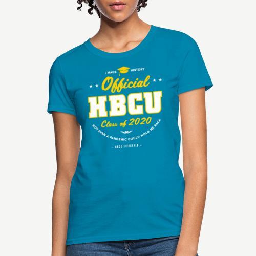 HBCU Graduating Class of 2020 - Women's T-Shirt