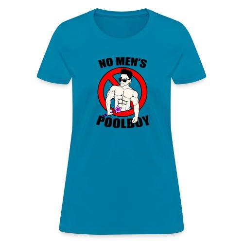 poolboy - Women's T-Shirt