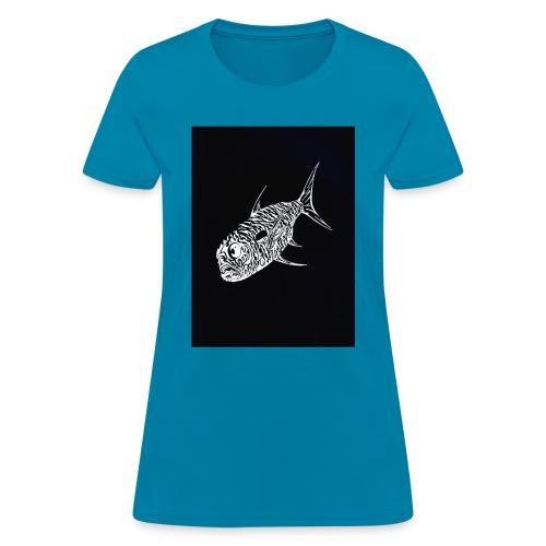 jack negative - Women's T-Shirt