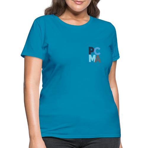 PCMA Color Block - Women's T-Shirt