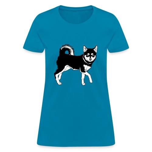 Alaskan Klee Kai T Shirt - Women's T-Shirt
