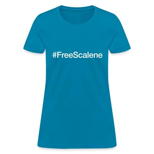 #FreeScalene - Women's T-Shirt