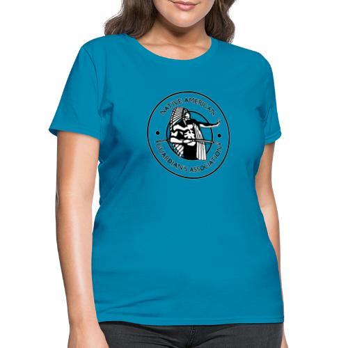 Naga LOGO Outlined - Women's T-Shirt