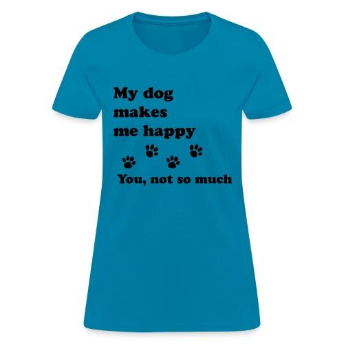 love dog 2 - Women's T-Shirt