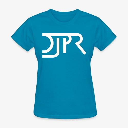 DJPR logo - Women's T-Shirt