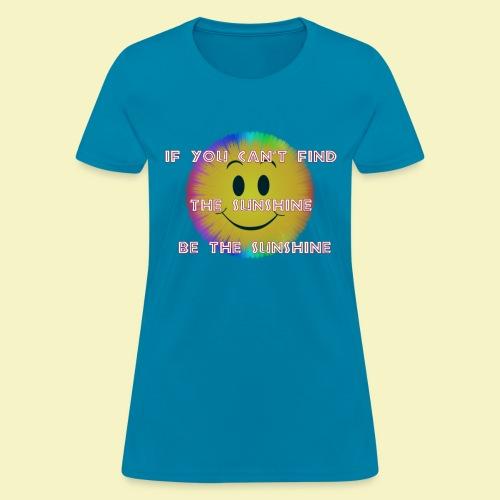 Sunshine - Women's T-Shirt