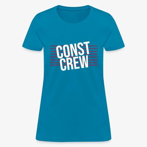 Const Crew - Women's T-Shirt