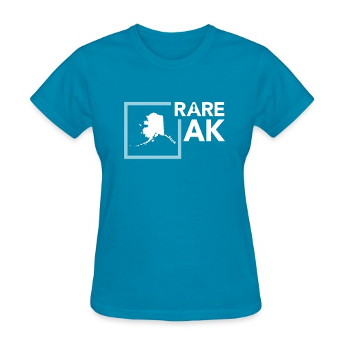 State Ambassador Logos WHITE AK - Women's T-Shirt